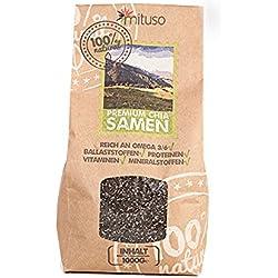 Mituso Chia-Samen Premium, 1er Pack (1 x 1 kg)