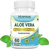 Morpheme Aloe Vera 500mg Extract 60 Veg Capsules