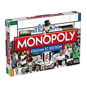 Click to buy Monopoly Fulham FC edition from Amazon!