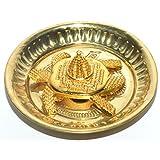 Odishabazaar Shree Yantra On Tortoise Back With Plate