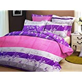 Dreaming Cotton Poly Cotton Abstract Double Bedsheet
