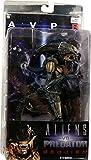 Aliens VS Predator AVP2 Action Figure / Purederian ( type closed Fang part ) by NECA