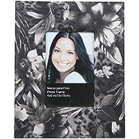 Shagun Gift Shopee Plastic Photo Frame - 25 Cm X 20 Cm X 25 Cm, Black, AC 167