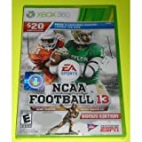 NCAA Football 13 - Xbox 360 [Xbox 360] ...(BONUS EDITION)