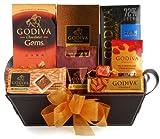 Wine.com Godiva Connoisseur Gift Basket
