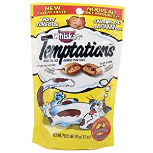 Temptations Cat Treats 61¢ pe...