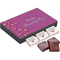 CHOCOCRAFT - Best Gift For Friendship Day - 12 Chocolate Gift Box - Chocolates Box