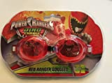 Saban's Power Rangers Dino Charge Red Ranger Swim Goggles