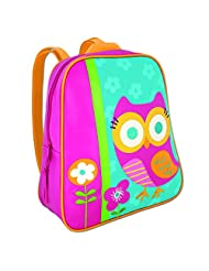 Stephen Joseph Little Boys' Go Go Bag - Owl