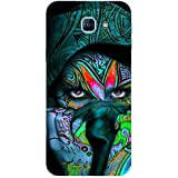 For Samsung Galaxy A8 (2016) Famous Girl ( Famous Girl, Face, Nice Face, Beautiful Face ) Printed Designer Back Case Cover By FashionCops