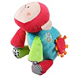 3 Months Up Baby Sound Soother First Plush Stuffed Animal Toy 11