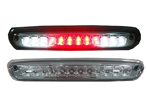 CHEVY SILVERADO PICK UP TRUCK LED 3rd BRAKE LIGHT CAB THIRD STOP LAMP WITH CARGO LIGHT SMOKE