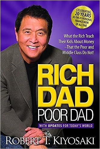 Rich Dad Poor Dad -Book-Robert T Kiyosaki