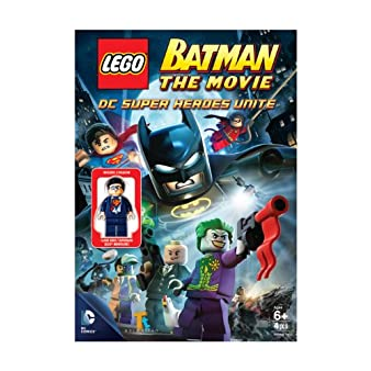 Lego Batman: the Movie Dc Superheroes Unite [DVD] [Import]