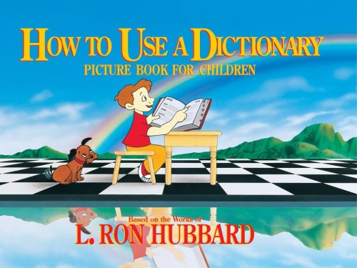 (Download) How to Use a Dictionary: Picture Book for ...