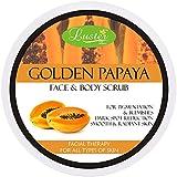 Luster Golden Papaya Face & Body Cream Scrub, 400g
