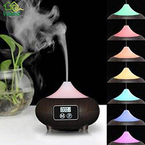 Alcoa Prime 300ml Ultrasonic Humidifier Essential Oil Diffuser Aroma LED Lamp Aromatherapy Electric Aroma Diffuser Mist Maker