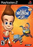 Jimmy Neutron Boy Genius: Jet Fusion (Playstation 2) by THQ