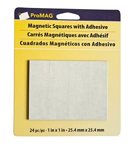 Self-Adhesive Magnet Squares