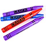 "22.5"" Jumbo Crayon Bank, Case Of 48"