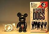 Reservoir Dogs 2.5 inch Qee Black Bear Bloody Tummy