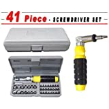 Speedwav 41 Pcs Tool Kit Foldable Screwdriver Set