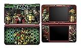 TMNT 319 Vinyl Skin Sticker Cover Decal for Nintendo DSI XL NDSI XL LL