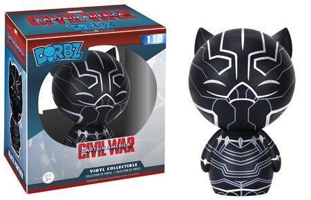 Captain America: Civil War Black Panther Dorbz Vinyl Figure