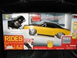 Rides Magazine Custom Collection 1:18 Scale Radio Controlled 1968 Pontiac GTO