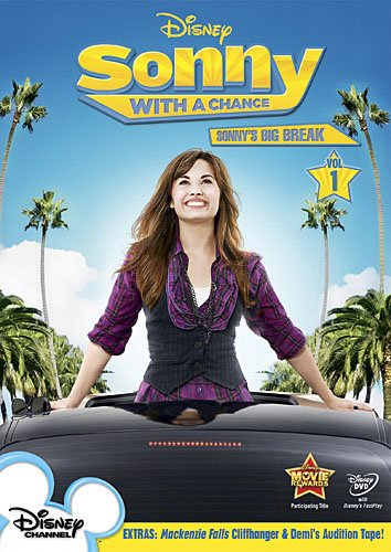 Sonny With a Chance 1: Sonny's Big Break [DVD] [Import]