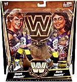 Mattel WWE Wrestling Exclusive True Legends Elite Action Figure 2Pack The Rockers Shawn Michaels Marty Jannety