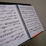 楽譜ファイル 「FREE×FILE Super Note」 リング式 ピンク (music)