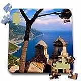 Danita Delimont - Italy - Amalfi Coast, Villa Rufolo, Ravello, Campania Italy - EU16 BJN0020 - Brian Jannsen - 10x10 Inch Puzzle (pzl_137519_2)