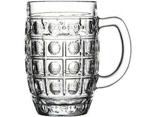 Pasabahce Pub Beer Mug, Set Of 2