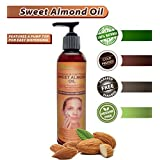 Sweet Almond Oil - All Natural, Cold Pressed, Paraben & Hexane-free 100% Pure Moisturizing Oil. FREE Online Download...