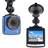 Accfly 2.5 Inch Full HD 1080P Car Camera DVR Recorder Video Camcorder 170 Degrees Wide Angle Lens NT96220 A6 Chip