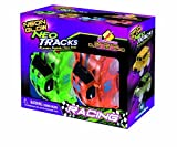 Mindscope Neon Glow Twister Tracks Neo Tracks LIGHT UP (5 LED lights) VEHICLES: RACE SERIES