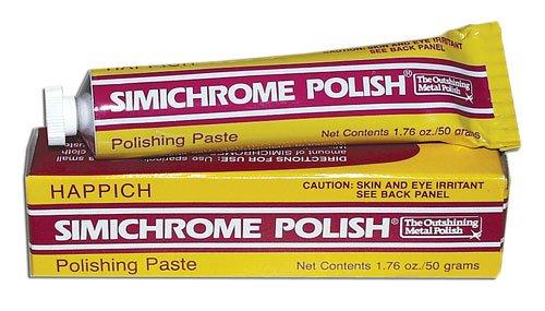 Simichrome 390050 All Metal Polish Tube - 1.76 oz.