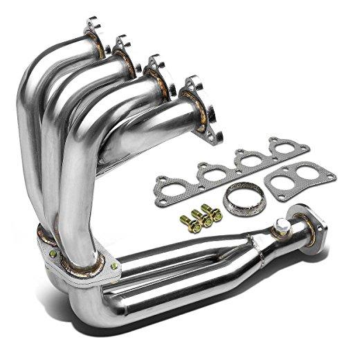 Honda Civic/CRX/Del Sol Performance 4-2-1 Design Stainless Steel Exhaust Header Kit EC ED EE EF