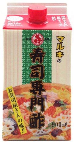 川上酢店 寿司専門酢(紙パック) 900ml
