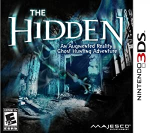 Amazon.com: The Hidden: An Augmented Reality Ghost Hunting