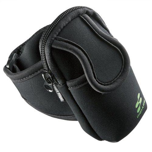 サンワサプライ PDA-MP3C5BK アームバンドスポーツケース ブラック