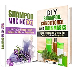 DIY Shampoo Box Set: Budget-Friendly and Organic Recipes for Gifts and Personal Use (DIY Beauty Products)