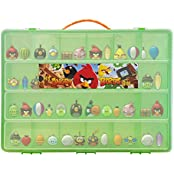 Angry Birds Mini Figures TM Compatible Organizer- My Angry Birds Bin Is The Perfect Storage For Angry Birds Mini...