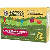 Honey Stinger Kids Organic Mixed Berry Energy Chews, 0.8 Ounce - 5 Per Pack -- 12 Packs Per Case.