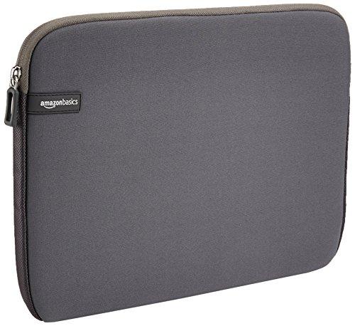 AmazonBasics Housse pour ordinateur portable, 13,3 Pouces, Gris