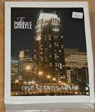 The Carlyle ONE STANDS APART jigsaw puzzle