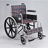 ME Premium Imported Folding Wheel Chair - Mag Wheel With New Stylish Look