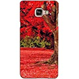 PrintVisa Designer Back Case Cover For Samsung Galaxy On Max (Natural Forest Pic)