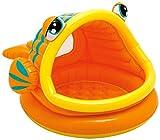Intex Lazy Fish Inflatable Baby Pool, 49